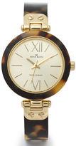 Anne Klein Tortoise Bracelet Watch