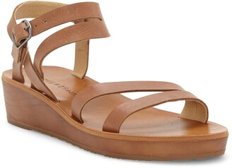 Lucky Brand Hecilia Wedge Sandal