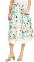 Mii Salade Grecque Skirt