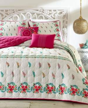 Azalea Skye Myra Quilt Set, Twin Bedding