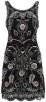 Miss Selfridge ALEXA CUTWORK Cocktail dress / Party dress black