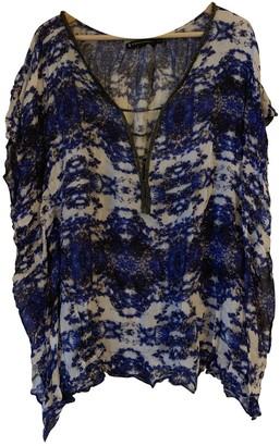 Vix Paula Hermanny Blue Swimwear for Women