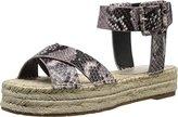 Marc Fisher Women's VIENNA Espadrille Wedge Sandal