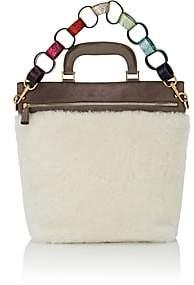Anya Hindmarch Women's Orsett Shoulder Bag - Chalk