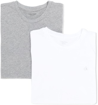 Calvin Klein Kids TEEN logo T-shirt set