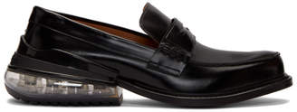 Maison Margiela Black Airbag Loafers