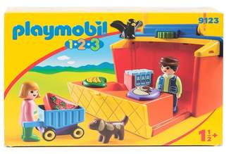 Playmobil Take Along Market Stall
