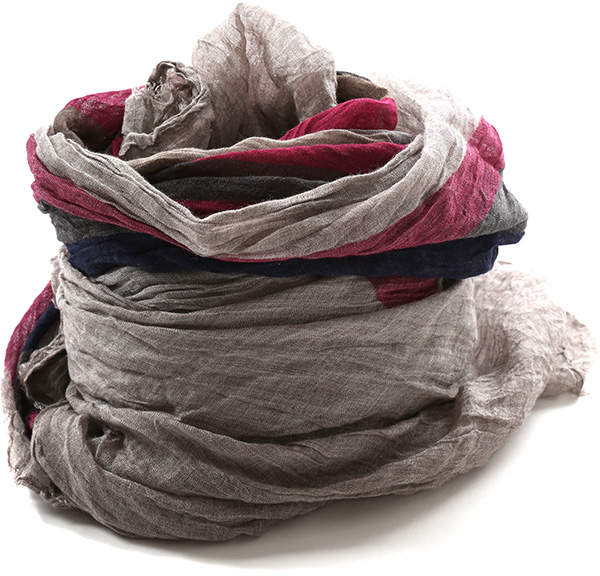 Yigal Azrouel Feathers Scarf