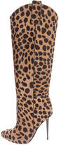 Tom Ford Ponyhair Knee-High Boots
