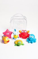 Elegant Baby Infant Squirtie Bath Set