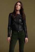 J Brand Silver Strand Jacket in Black