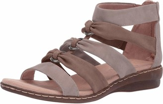 Soul Naturalizer Women's Bohemia Fisherman Sandal MUSHROOM 10 W US