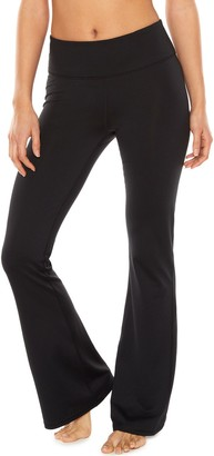 Gaiam Women's Zen Bootcut Yoga Pants