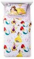 Disney Princess Daydreams Sheet Set (Twin) Multicolor 3pc ;