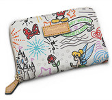 Disney Sketch Wallet by Dooney & Bourke