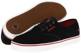 Emerica LOL Leo Laced (Black/Red/White) - Footwear