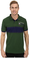 U.S. Polo Assn. Chest Stripe Slim Fit Polo