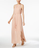 NY Collection Chiffon Maxi Dress