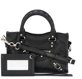 Balenciaga Classic Nano City bag - women - Leather - One Size