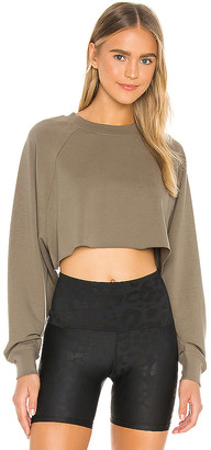 Alo Double Take Pullover