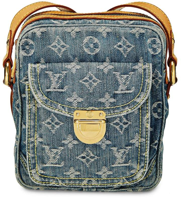 a24053648948 Louis Vuitton Denim Bag - ShopStyle