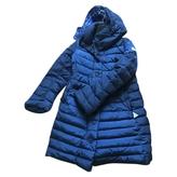 Moncler Blue Coat