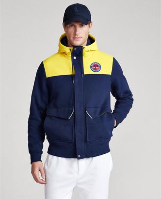 Ralph Lauren Fleece Hybrid Jacket