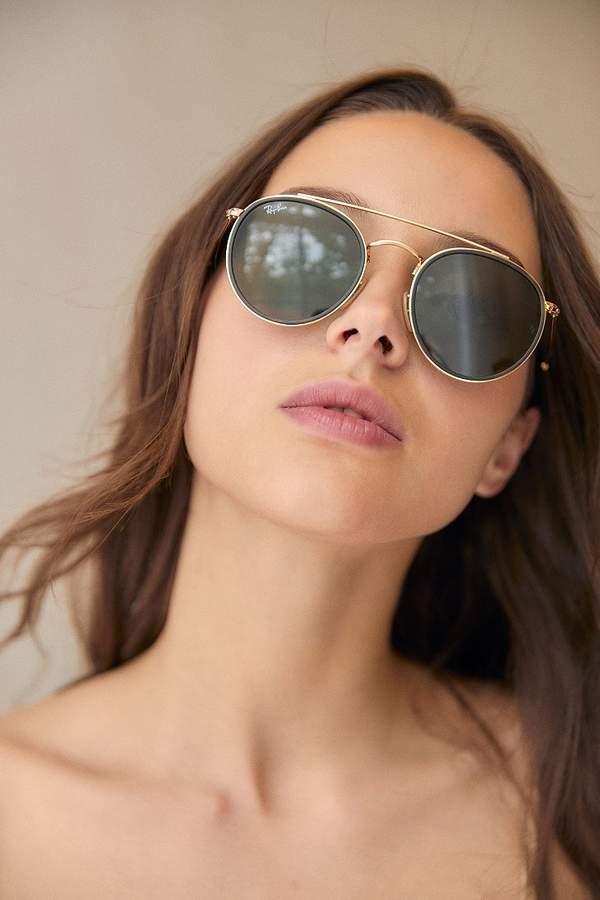 7474840d8 Ray Ban Aviator Plastic - ShopStyle