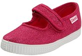 Cienta 56013 Glitter Mary Jane Fashion Sneaker (Infant/Toddler/Little Kid/Big Kid)