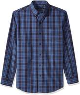 Arrow Men's Long-sleeve Plaid Shirt