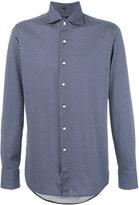 Fay printed shirt - men - Cotton - M