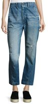 Vince Slouch Carpenter Jeans, Medium Blue
