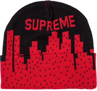 Supreme New York beanie