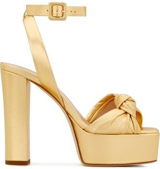 Giuseppe Zanotti Betty knot detail sandals