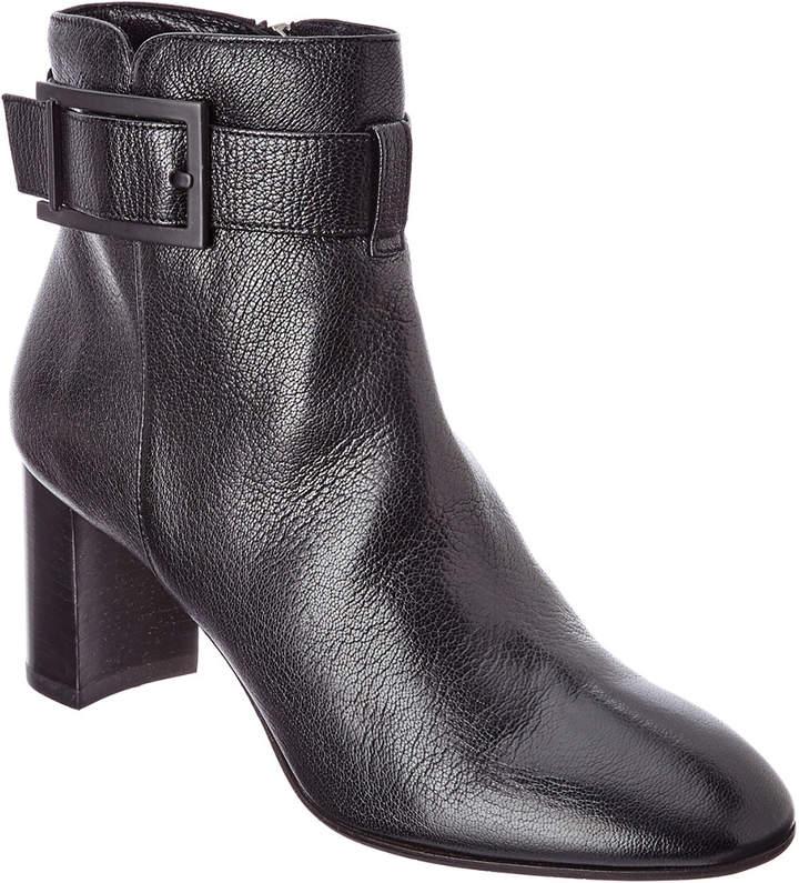 Aquatalia Vanie Waterproof Leather Bootie
