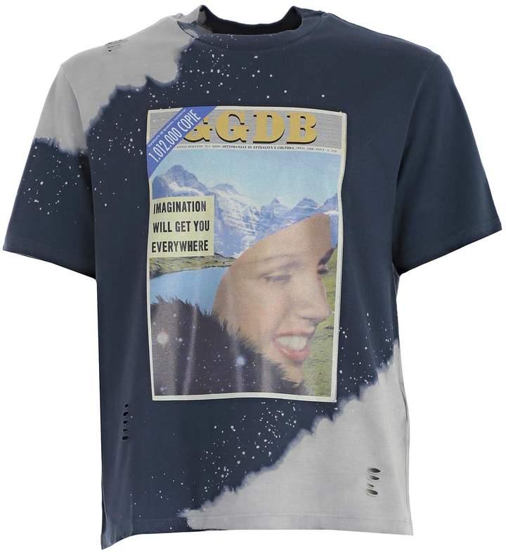Golden Goose Graphic Print T-shirt