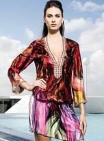 Baccio Couture - Lucy Silk Short Dress