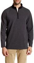 Pendleton Long Sleeve Half-Zip Birdseye Pullover