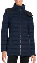 Nautica Hooded Puffer Coat