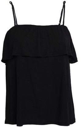 Eberjey Ivy Ruffled Stretch Modal-jersey Camisole