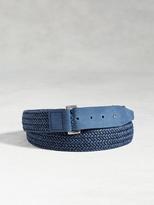 John Varvatos Artisan Woven Belt
