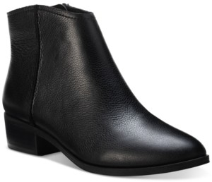Sun + Stone Jolene Ankle Booties, Created for Macy's Women's Shoes