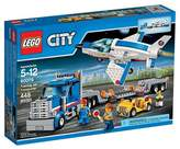Lego ; City Space Port Training Jet Transporter 60079