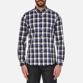 Paul Smith Men's Tailored Fit Shirt Navy