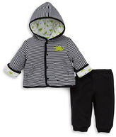 Little Me Two-Piece Dino Jacket and Pants Set