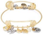 RJ Graziano L Initial Charm Bracelet