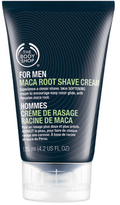 The Body Shop Mini For Men Maca Root Shave Cream