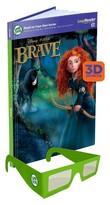 Leapfrog LeapReader 3D Book Disney/Pixar Brave (works with Tag)