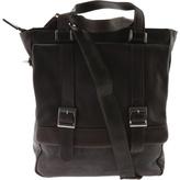 Women's Piel Leather Buckle Flap-Over Shoulder Bag 3042