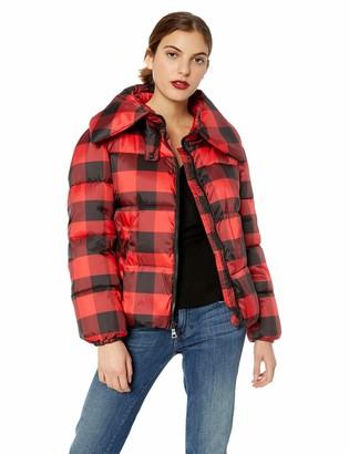 KENDALL + KYLIE Women's Puffer Coat